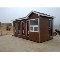 泰安盈家环保移动厕所日常维护及使用介绍