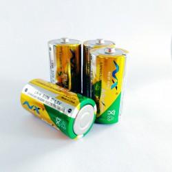 厂家直销碱性2号LR14中号天然气灶热水器干电池