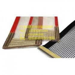 巧克力涂层网带金属传送带-规格有哪些.