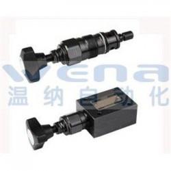 DBDH10G10/200/2直动式溢流阀厂家无锡温纳