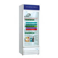 东莞惠华49寸透明液晶显示冰箱门、冰柜门