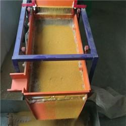 小型震动筛选机 小麦玉米优选机 粮食清理去
