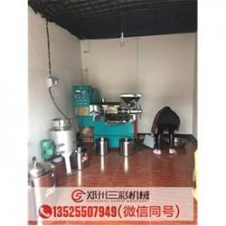 怀化棉籽榨油机/小型芝麻榨油机厂家直销质
