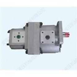 CBN-F500/F300,双联齿轮泵