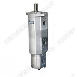 CBQLT-F532/F525/F410-AFP,三联齿轮油泵